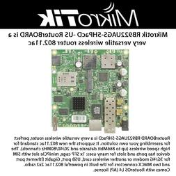 Mikrotik RB922UAGS-5HPacD -US Version RouterBOARD is a very