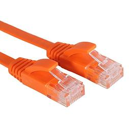 Fosmon  RJ45 CAT6 Snagless Ethernet Patch Cable  - Ultra Spe