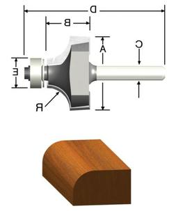 Roundover Or Beading Router Bit