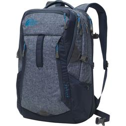 The North Face Router Backpack - 2136cu in Urban Navy Heathe