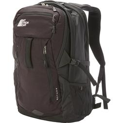 The North Face Router Laptop Backpack TNF Black - The North