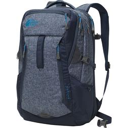 The North Face Router Laptop Backpack Urban Navy Heather/Ban