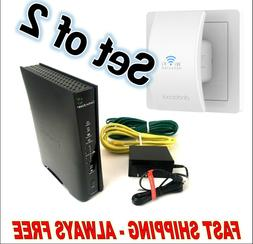 CenturyLink Router ZyXEL C1100Z Wireless