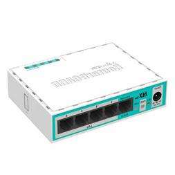 Mikrotik RouterBOARD hEX lite 5 ports router 5 X 10/100 PoE