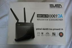 ASUS RT-AC1900 High-End Wireless Wi-Fi Router 4K Video Strea