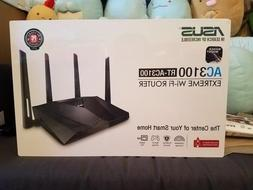 *FACTORY SEALED* ASUS RT-AC3100 Dual-Band 4x4 Extreme WiFi G