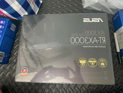 ASUS RT-AX3000 Dual Band WiFi Router, WiFi 6, 802.11ax, Life