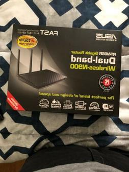 ASUS RT-N66U 450 Mbps 4-Port Gigabit Wireless N Router