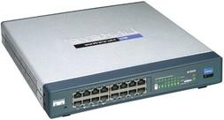 RV016 16-Port 10/100 VPN Router