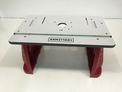 Craftsman Router table Basic bare Table.  No accessories  Ne