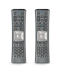 Set of TWO XFINITY Comcast XR11 Voice Activated Backlit Remo
