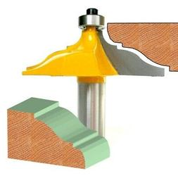 """1 PC 1/2"""" Shank Classical Ogee Table Edge  Router Bit  sct-8"""