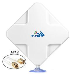 SMA 4G LTE Antenna, Aigital 35DBi GSM High Gain 4G WiFi Sign