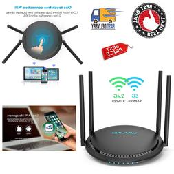 Smart Wifi Router Wireless Internet 1200Mbps Touchlink Dual