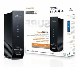ARRIS SURFboard 2350Mbps/4 Ports 1000Mbps Cable Modem & Wi-F