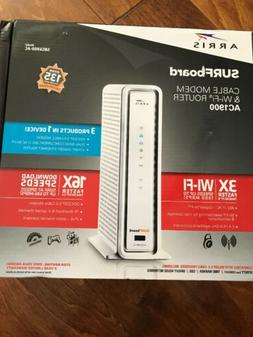 ARRIS SURFBOARD SBG6900-AC 3.0 CABLE MODEM & WI-FI ROUTER AC