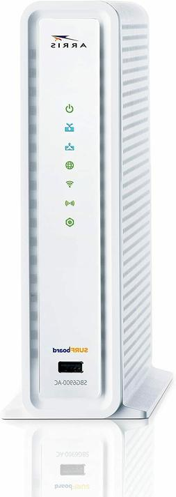 ARRIS SURFboard SBG6900AC-RB DOCSIS 3.0 Cable Modem / AC1900