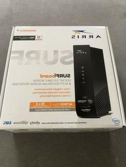 ARRIS Surfboard SBG6950AC2 Cable Modem & Wi-fi Router With M