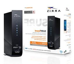 ARRIS SURFboard  DOCSIS 3.0 Cable Modem Plus AC2350 Dual Ban