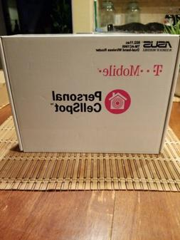 ASUS T-MOBILE Wi-Fi CellSpot Router TM-AC1900 Dual-Band Wire