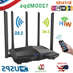 Tenda AC11 1200Mbps Wireless WiFi Router 2.4G/5G Dual Band A