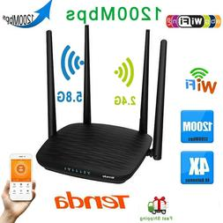 Tenda AC5 1200Mbps Wireless WiFi Router 2.4G/5G Dual Band AP