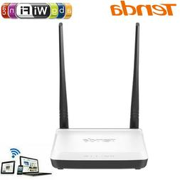 Tenda N300 300Mbps Home Wireless WiFi Router Repeater Booste