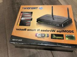 TRENDnet TEW-731BR 300 Mbps WiFi Router - New In Box
