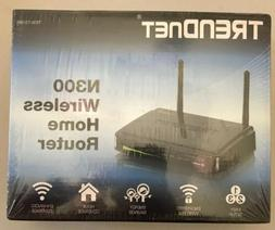 TRENDnet TEW-731BR 300 Mbps WiFi Router