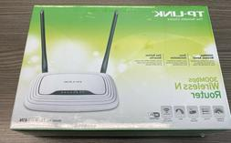 TL - WR841N ROUTER