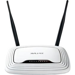 TP-LINK TL-WR841ND Wireless N300 Home Router, 300Mpbs, IP Qo