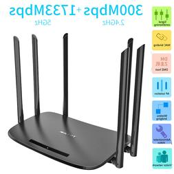 TP-LINK 2100Mbps Wireless Router 11AC 2.4G/5G Dual Band 6-An