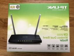 TP-Link AC1200 Wireless Dual Band Fast Ethernet Router Arche
