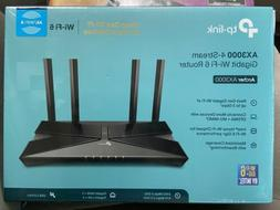 TP-Link Archer AX3000 4 Stream Dual-Band Wi-Fi 6 Router, Up