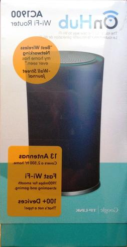 TP-LINK OnHub Wireless Wi-Fi Router - Google ...NEW!