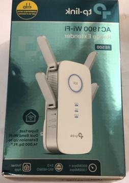 TP-Link RE500 AC1900 Dual Band Wi-Fi Range Extender w/ Gigab