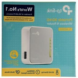 TP-LINK TL-MR3020 V3 Portable 3G 4G USB