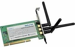 Tp-Link Tl-Wn951n Wireless N300 Advanced Pci Adapter, 2.4Ghz