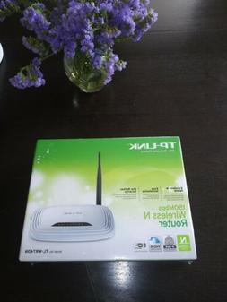 TP-LINK TL-WR740N Wireless N150 Home Router 150Mbps IP QoS W