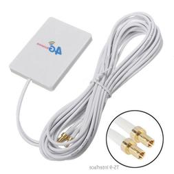 TS9 Connector 28dbi 4G/3G LTE Antenna Outdoor Signal Booster