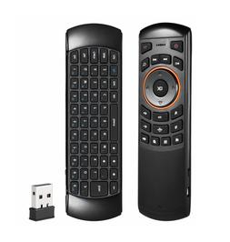 Universal TV Remote Control- w/QWERTY Keyboard & 6 Axis Air