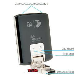 Unlocked 100Mbps Wireless Modem Moblie Router Sierra AirCard