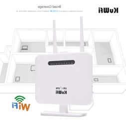 Unlocked 300Mbps Wireless 4G wifi router portable Modem With