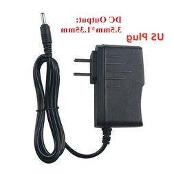 US UK 5V 2A Power Supply Adapter 3.5x1.35 5.5x2.1mm for HUB