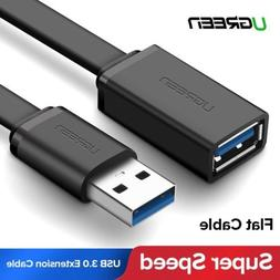 UGREEN USB Extension Cable USB 3.0 2.0 Male to Female Data S
