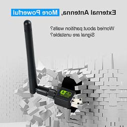 USB Wifi Router Adapter Plug & Play Dongle WIFI For Windows