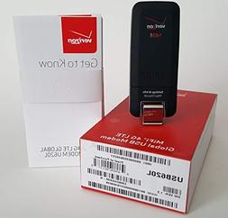 Verizon MiFi USB620L U620L 4G LTE Global USB Modem Black,Ver