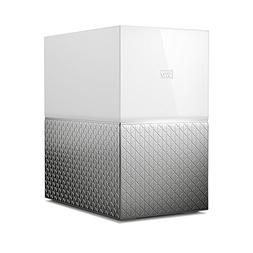 WD 8TB My Cloud Home Duo Personal Cloud Storage - Dual Drive
