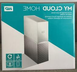 wd my cloud home 4tb personal cloud