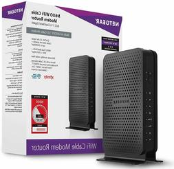 WiFi Cable Modem Router Certified Xfinity From Comcast Spect